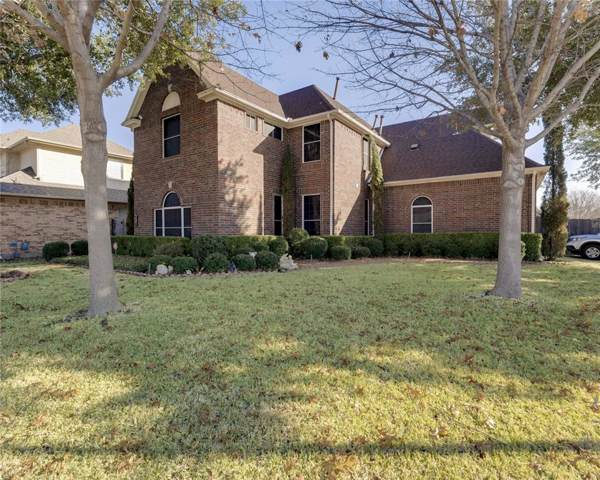513 Clear Springs Drive, Mesquite, TX 75150 (MLS #14243964) :: Lynn Wilson with Keller Williams DFW/Southlake