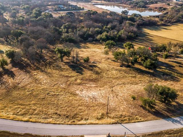 000 Sandpiper Drive, Weatherford, TX 76088 (MLS #14243982) :: The Kimberly Davis Group