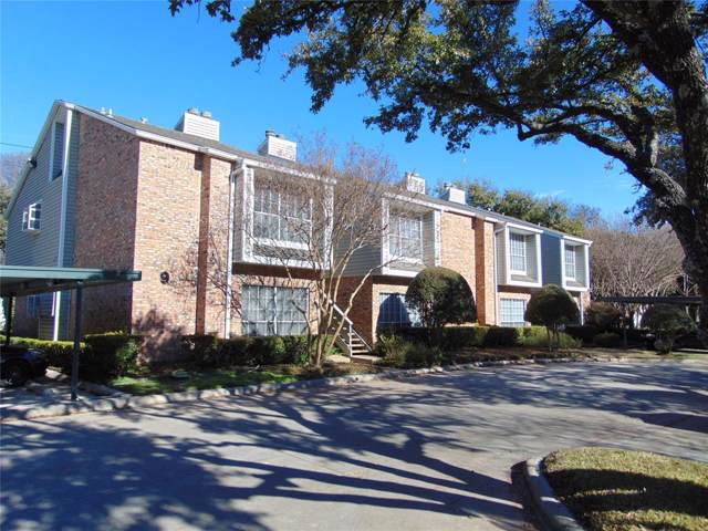 8555 Fair Oaks Crossing #703, Dallas, TX 75243 (MLS #14244096) :: RE/MAX Landmark