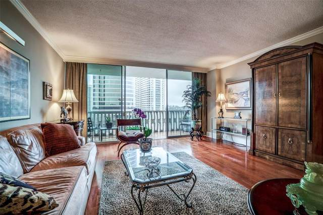 3701 Turtle Creek Boulevard 7BR, Dallas, TX 75219 (MLS #14244098) :: Caine Premier Properties
