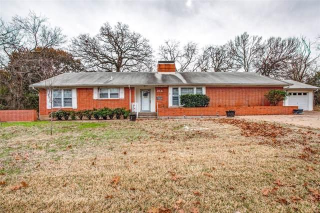 214 University Drive, Arlington, TX 76013 (MLS #14244135) :: Robbins Real Estate Group