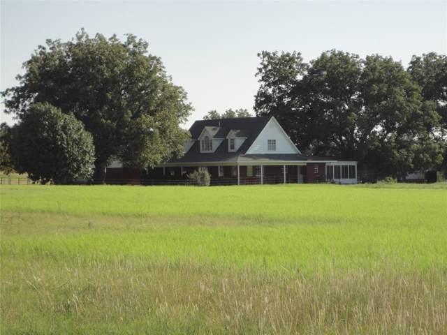 550 E Joplin Road, Bridgeport, TX 76458 (MLS #14244255) :: Trinity Premier Properties