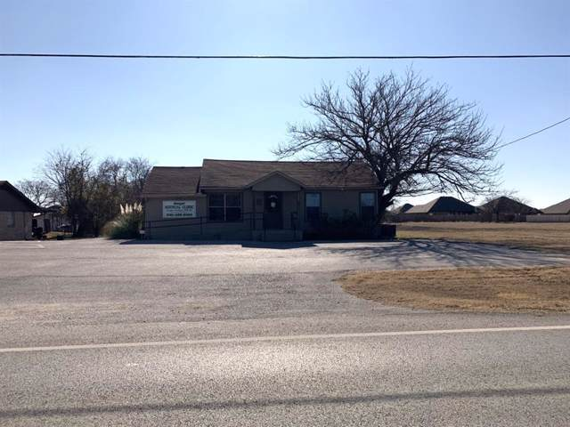 1602 W Chapman Drive, Sanger, TX 76266 (MLS #14244289) :: The Kimberly Davis Group