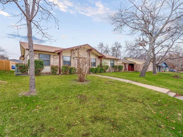 2617 Laramie Street, Irving, TX 75062 (MLS #14244333) :: Caine Premier Properties