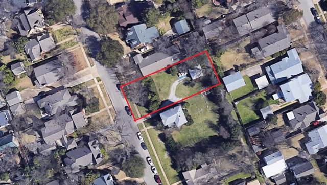 2547 Shirley Avenue, Fort Worth, TX 76109 (MLS #14244345) :: The Mitchell Group