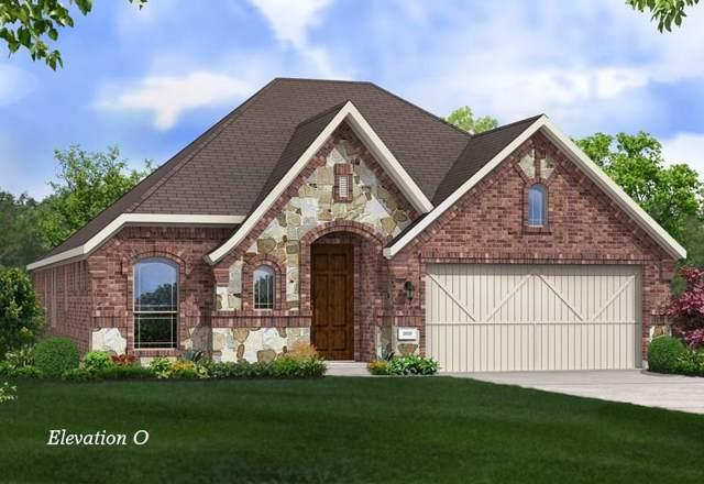 2800 Dancing Flame Drive, Denton, TX 76201 (MLS #14244357) :: Real Estate By Design