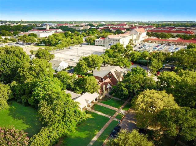 2557 Shirley Avenue, Fort Worth, TX 76109 (MLS #14244358) :: The Mitchell Group