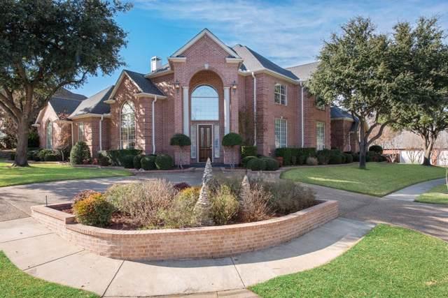 4101 Vista Creek Court, Arlington, TX 76016 (MLS #14244390) :: Roberts Real Estate Group