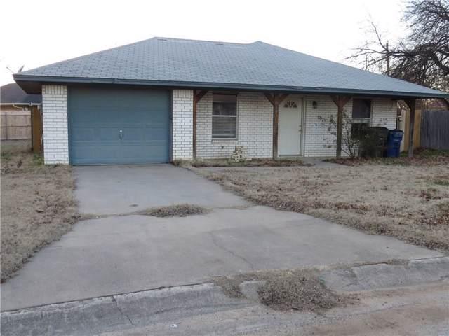 819 Carmen Court, Sanger, TX 76266 (MLS #14244412) :: Baldree Home Team