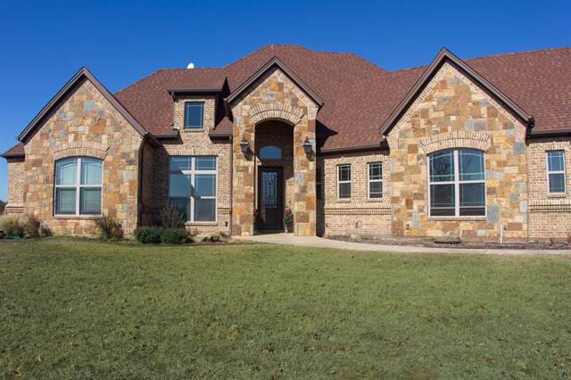 235 Sandpiper Drive, Weatherford, TX 76088 (MLS #14244473) :: The Kimberly Davis Group