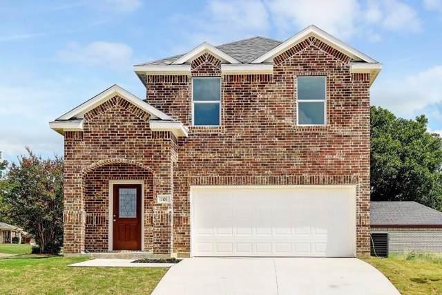 101 Brooks Street, Terrell, TX 75160 (MLS #14244544) :: The Kimberly Davis Group