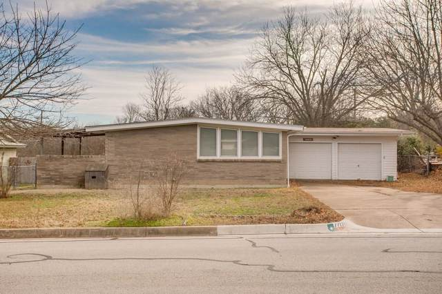 7713 Marfa Avenue, Fort Worth, TX 76116 (MLS #14244589) :: The Hornburg Real Estate Group