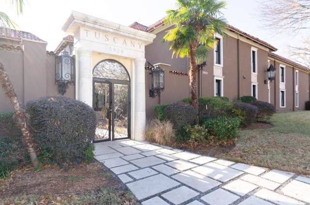 5932 Sandhurst Lane #113, Dallas, TX 75206 (MLS #14244620) :: The Hornburg Real Estate Group