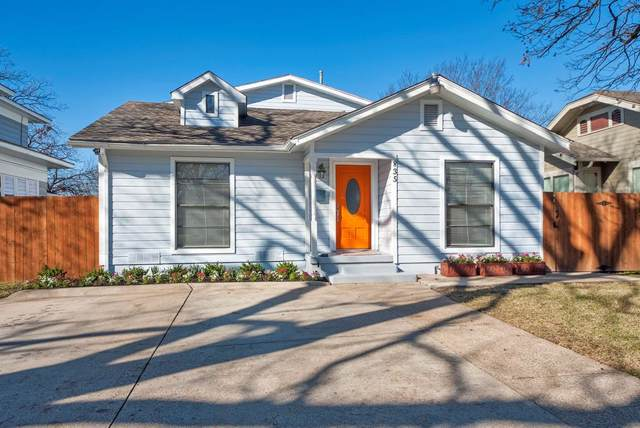 835 Woodlawn Avenue, Dallas, TX 75208 (MLS #14244684) :: Van Poole Properties Group