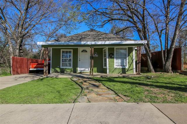 1251 New York Avenue, Fort Worth, TX 76104 (MLS #14244731) :: The Heyl Group at Keller Williams