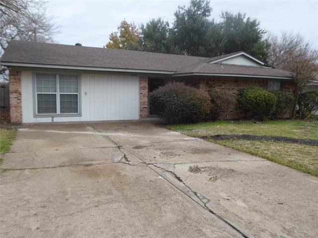 428 Birchwood Circle, Mesquite, TX 75149 (MLS #14244863) :: RE/MAX Pinnacle Group REALTORS