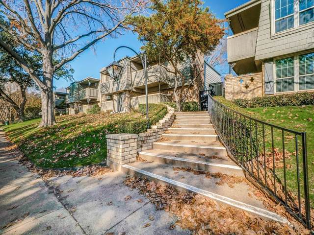 7711 Meadow Road #127, Dallas, TX 75230 (MLS #14244901) :: Century 21 Judge Fite Company
