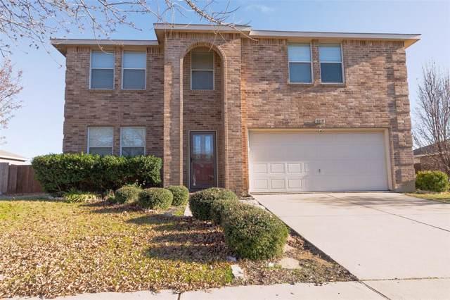 3218 Andalusian Drive, Denton, TX 76210 (MLS #14244972) :: The Kimberly Davis Group