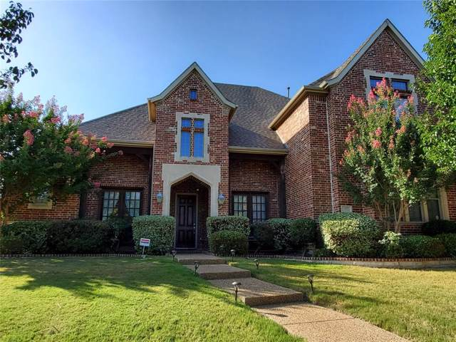 413 Remington Drive, Murphy, TX 75094 (MLS #14245108) :: Hargrove Realty Group