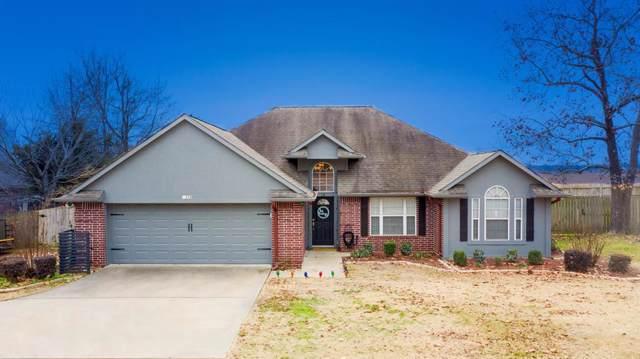 398 Nevills Road, Mount Pleasant, TX 75455 (MLS #14245121) :: All Cities Realty