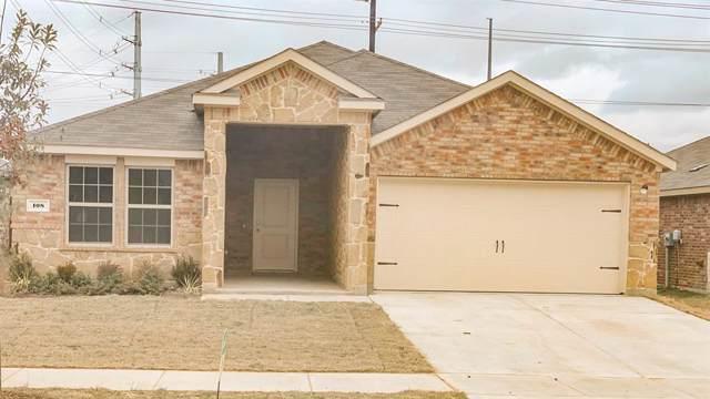 108 Samuel Street, Denton, TX 76207 (MLS #14245225) :: Potts Realty Group
