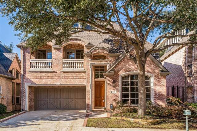 7347 Hill Forest Drive, Dallas, TX 75230 (MLS #14245489) :: Robbins Real Estate Group