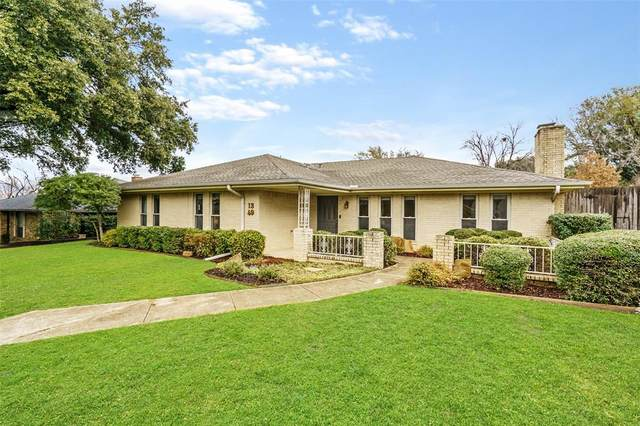 1349 San Antone Lane, Lewisville, TX 75077 (MLS #14245510) :: Real Estate By Design