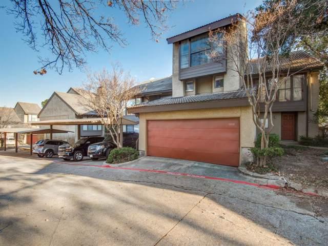 4601 N Oconnor Road #1252, Irving, TX 75062 (MLS #14245664) :: The Hornburg Real Estate Group