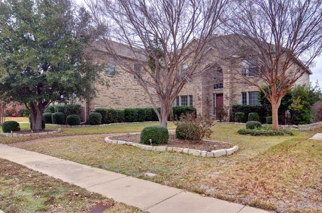 12320 Yellow Wood Drive, Fort Worth, TX 76244 (MLS #14245895) :: Real Estate By Design