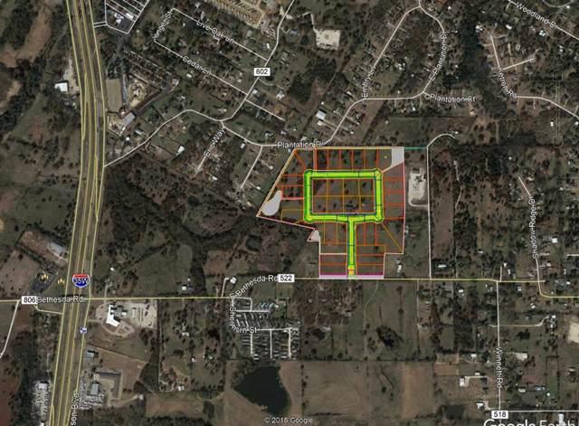 TBD-26 Mint Ridge Drive, Burleson, TX 76028 (MLS #14245910) :: The Rhodes Team