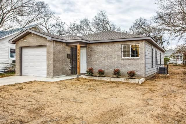3710 Cauthorn Drive, Dallas, TX 75210 (MLS #14246047) :: EXIT Realty Elite