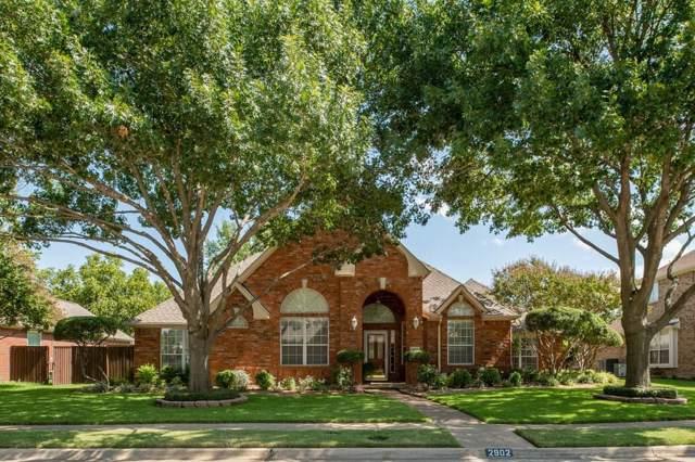 2902 Carla Drive, Rowlett, TX 75088 (MLS #14246089) :: The Hornburg Real Estate Group