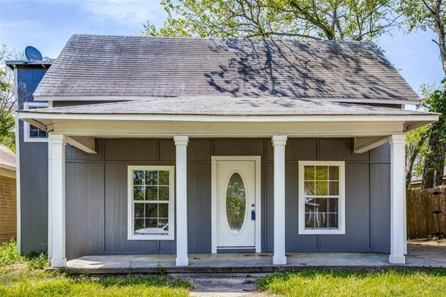 1010 W Chestnut Street, Denison, TX 75020 (MLS #14246154) :: Caine Premier Properties