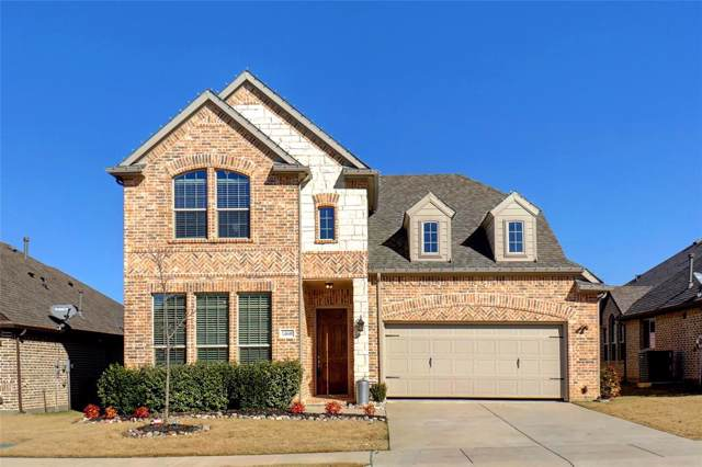 14640 Spitfire Trail, Fort Worth, TX 76262 (MLS #14246200) :: The Real Estate Station
