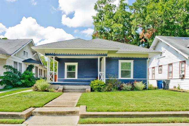525 S Willomet Avenue, Dallas, TX 75208 (MLS #14246294) :: All Cities USA Realty