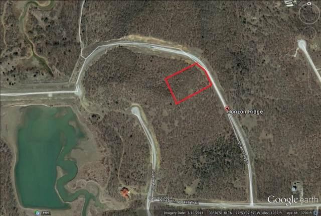 00 Horizon Ridge Court, Bowie, TX 76230 (MLS #14246301) :: Trinity Premier Properties