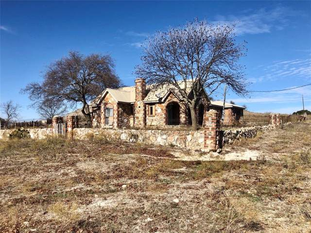 184 County Road 249, Goldthwaite, TX 76844 (MLS #14246350) :: Team Tiller