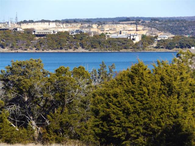 Lot 26 Rawhide Ridge, Possum Kingdom Lake, TX 76449 (MLS #14246403) :: Keller Williams Realty