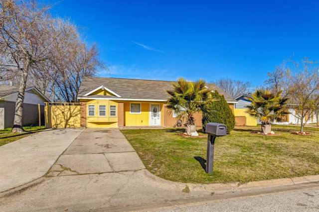 14411 Briarcrest Drive, Balch Springs, TX 75180 (MLS #14246441) :: The Kimberly Davis Group