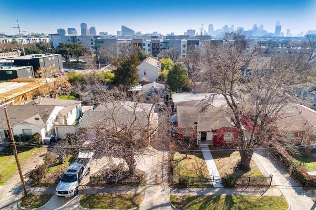 2912 Hawthorne Avenue, Dallas, TX 75219 (MLS #14246561) :: The Heyl Group at Keller Williams