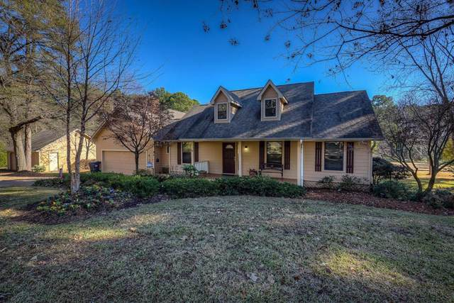 61 Eagle Harbor, Mount Vernon, TX 75457 (MLS #14246611) :: Hargrove Realty Group