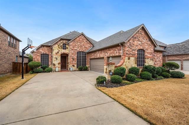 4760 Eddleman Drive, Fort Worth, TX 76244 (MLS #14246628) :: Maegan Brest   Keller Williams Realty