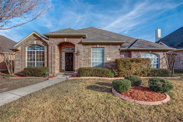 5504 Big River Drive, The Colony, TX 75056 (MLS #14246674) :: The Kimberly Davis Group