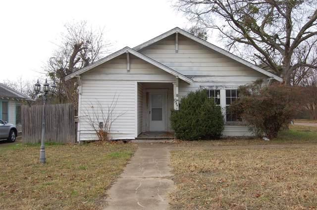 1409 N Preston Street, Ennis, TX 75119 (MLS #14246696) :: Potts Realty Group