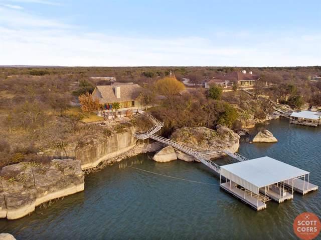 2035 Deepwater Road, Brownwood, TX 76801 (MLS #14246708) :: Robbins Real Estate Group
