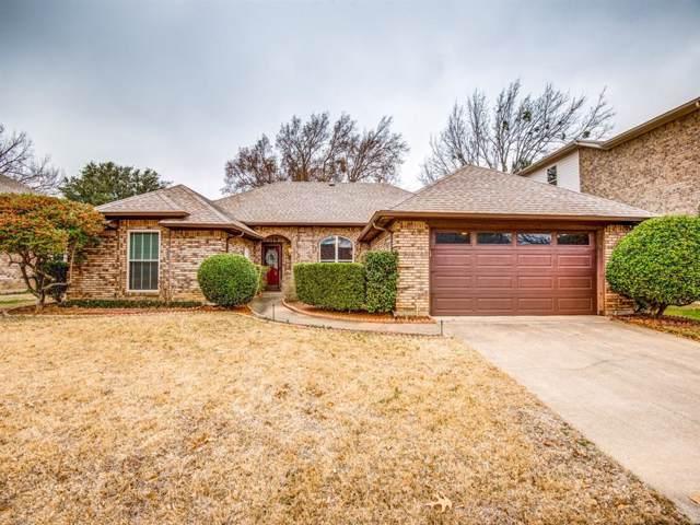 3709 Fieldcrest Lane, Bedford, TX 76021 (MLS #14246724) :: Ann Carr Real Estate