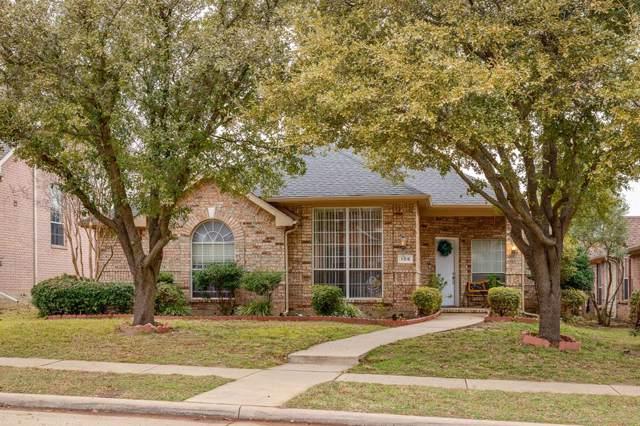 106 Parkhurst Lane, Allen, TX 75013 (MLS #14246738) :: The Kimberly Davis Group