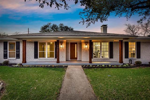 9451 Arborhill Drive, Dallas, TX 75243 (MLS #14246757) :: The Mitchell Group