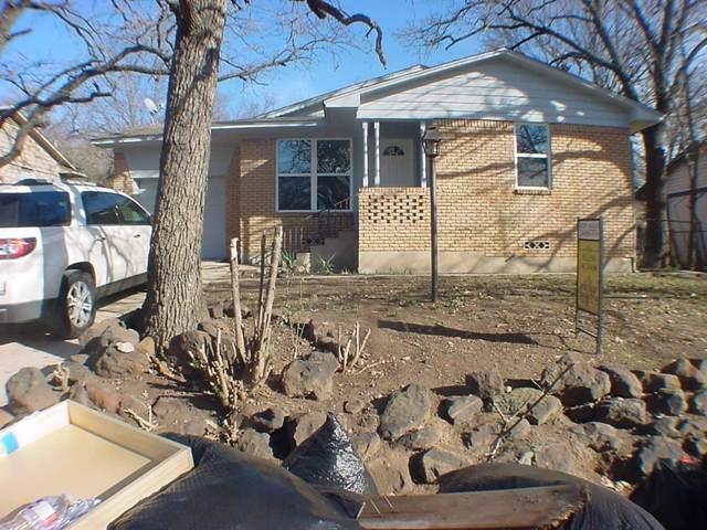 2019 Mercedes Road, Denton, TX 76205 (MLS #14246793) :: Real Estate By Design