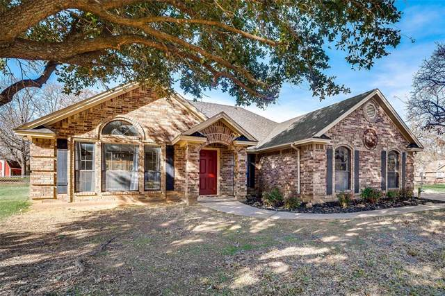 2508 Jewett Road, Burleson, TX 76028 (MLS #14247797) :: All Cities Realty